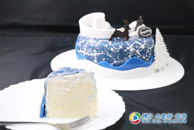 圣诞3D雪糕蛋糕_颜值满分有惊喜