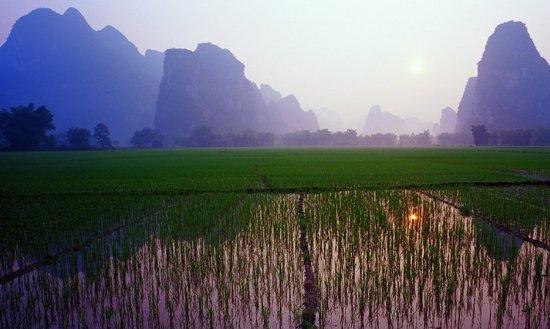 广西明仕田园度假旅游风景区