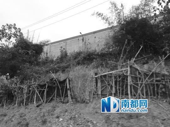 韶关追捕逃犯过程揭秘:藏身监狱外臭水沟