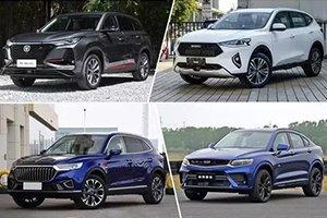 新手女司机的福音 四款带自动泊车功能的国产SUV推荐