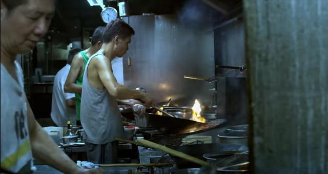 普通一碟豆腐火腩饭 为何在香港变成男人的浪漫?