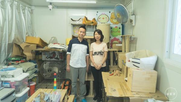 【梦专访】八乡中心小学的猫老师 让学生关注小区动物