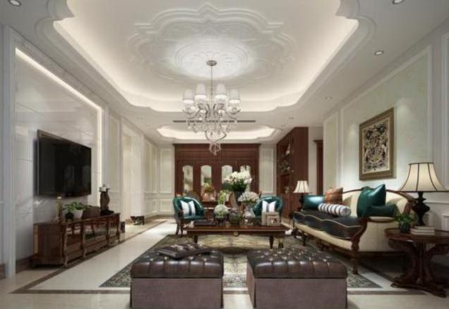 120㎡三室两厅,现代简欧温馨家
