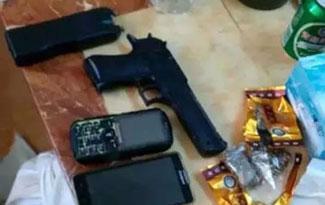 惠州警方一周内铲掉一跨市贩毒链条 抓获4人