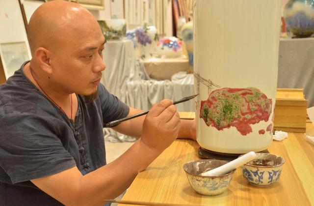 """""""瓷语·中国陶瓷艺术展""""在紫泥堂艺术小镇隆重举行"""