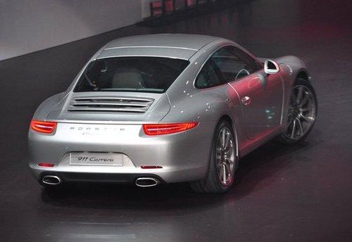 新一代保时捷911正式揭幕 动力全面提升高清图片