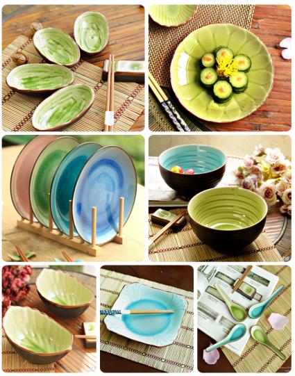 釉色陶瓷餐具越艳越危险 重金属成最大隐患