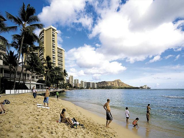 美国�yn���L�ؘ_美国夏威夷海滩