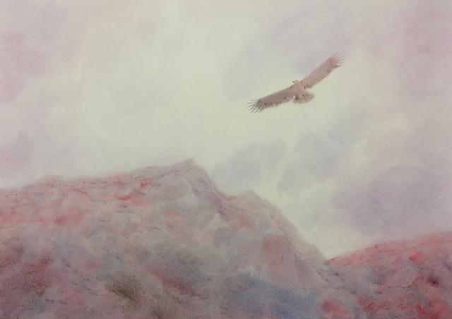 【展讯】光彩·无界——蒋烨水彩艺术全国巡回展·广州站