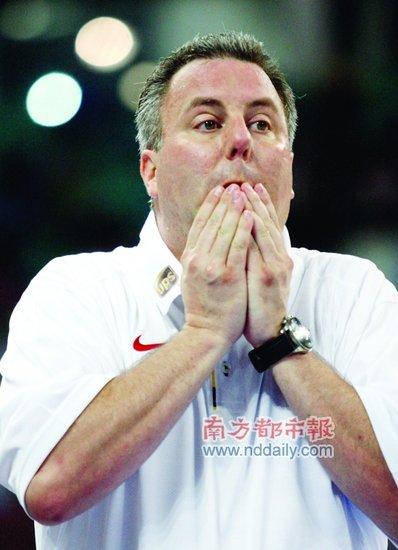男篮69比89惨败新西兰 六连败将实力隐藏到底