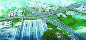 广佛肇高速公路广州段开工 计划在2019年6月底建成