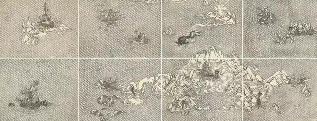 """""""卧游之乐——版画中的东方意蕴""""正在深圳画院展出"""