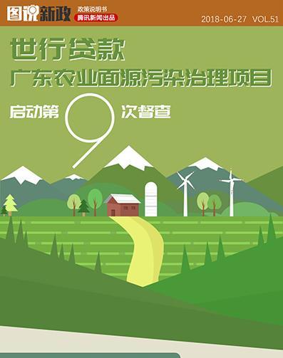 世行贷款广东农业面源污染治理项目启动第9次督查