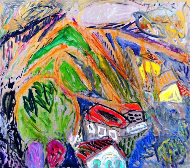 """""""文脉传薪——2017中国写意油画学派名家研究展""""在岭南美术馆展出"""
