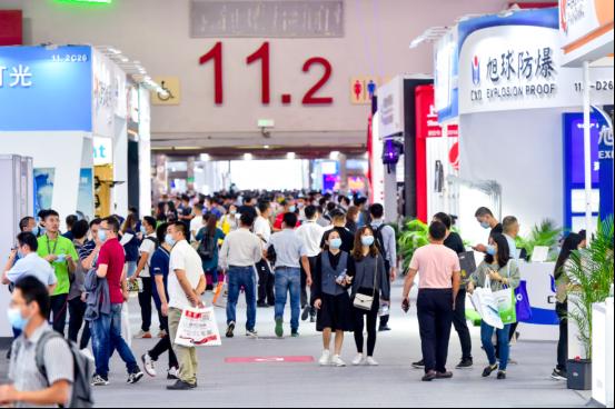 """广州国际照明展览会圆满落幕,见证照明行业""""重启""""回暖"""