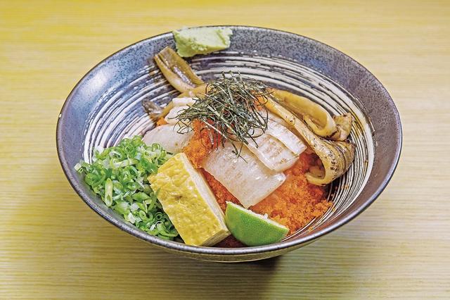 日式海鲜丼饭 海胆蟹肉堆满成山
