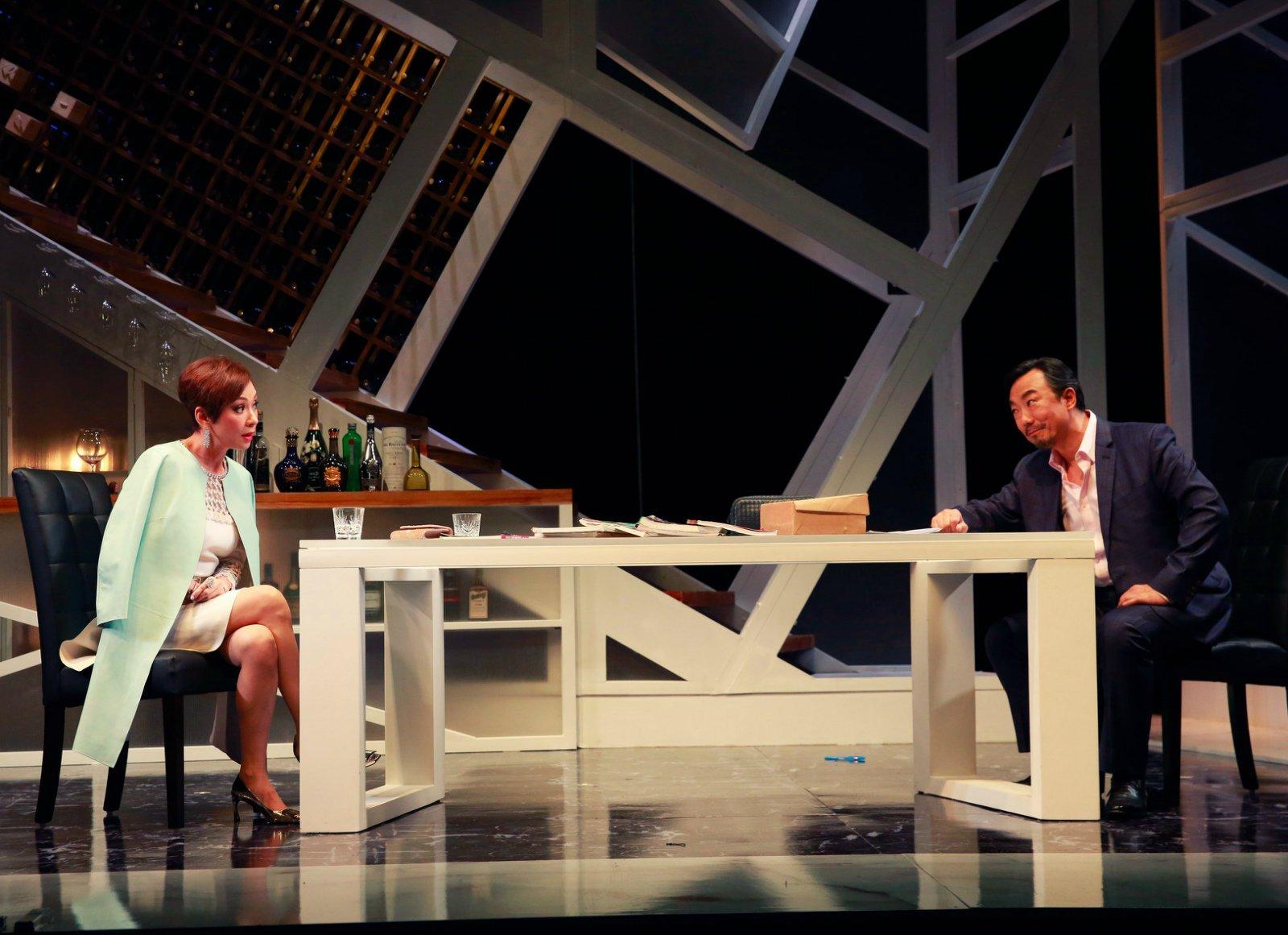 纪念香港回归20周年 大剧院办香港文化展演月