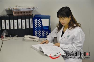 东莞美女医生19年献血6000毫升