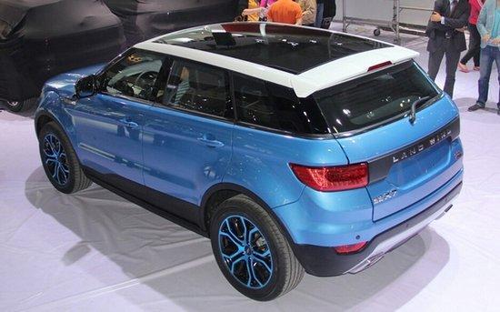 陆风2015新车规划 陆风X7/改款X8等
