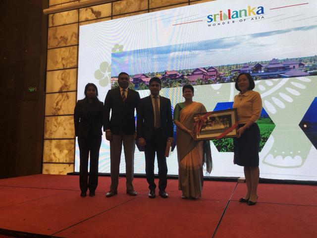 斯里兰卡旅游局2018年巡回路演在广州拉开帷幕