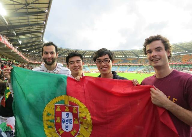 是否人离乡贱 澳门人在葡萄牙