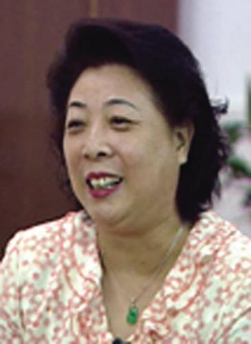 感动广州60年最美女性:张建好