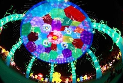 看花灯、猜灯谜、动漫狂欢...第三届深圳欢乐灯会嗨到爆