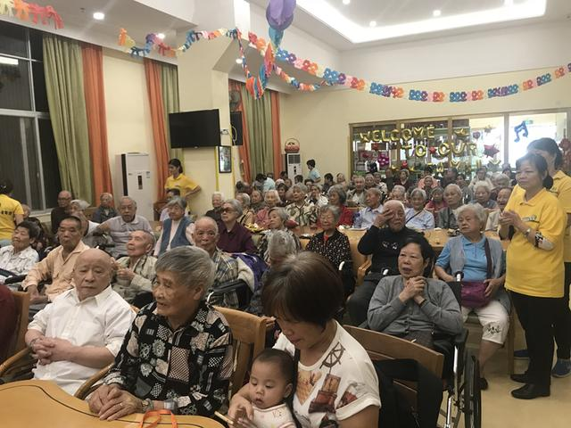 重阳节的画报-重阳送祝福 广州市妇联举办丽人行之重阳暖心活动