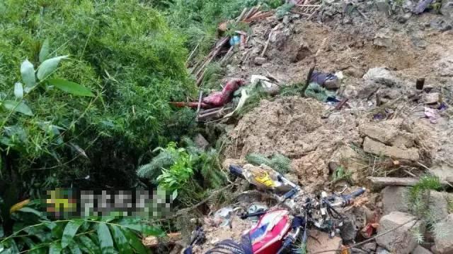 台风致湛江6死7失联 茂名山体滑坡2人遇难