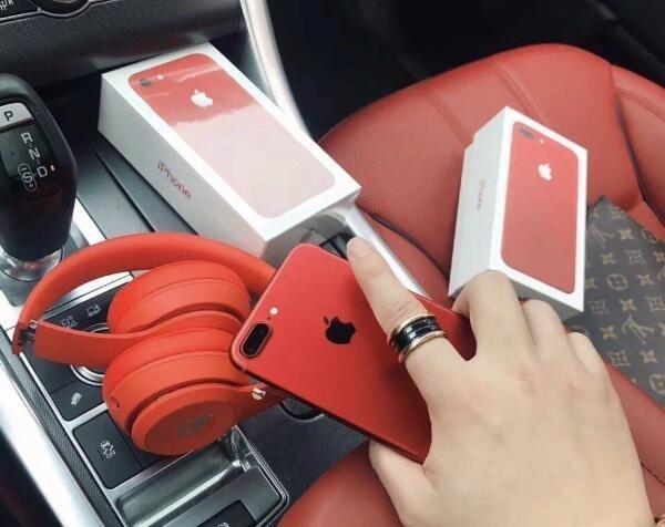 红色iPhone 7 没想象中的那么差