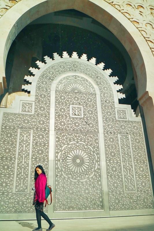欧洲后花园 摩洛哥卡萨布兰卡