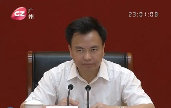 万庆良被宣布接受调查前1小时考察行程临时取消