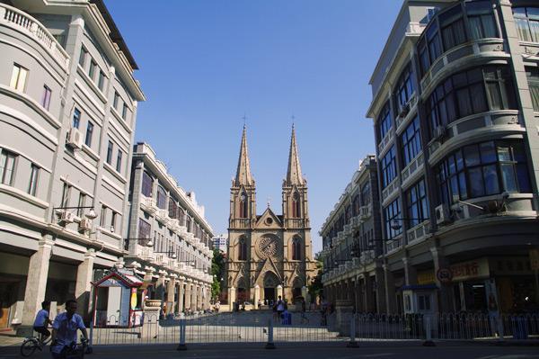 广东最浪漫又美丽的求爱教堂