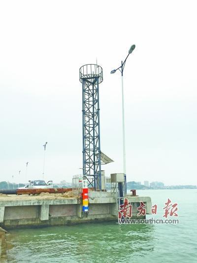 广东高起点构建有地方特色的海洋防灾减灾体系