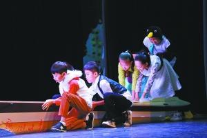 广东乡村大赛娃演绘本剧性侵系列首现留守小学楠双怎么样图片