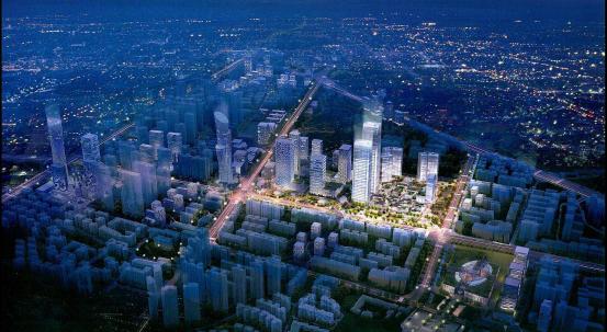 立湾区之上 迎城市巨变享都市繁华
