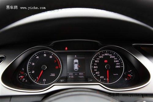 值得选择 试驾奥迪A4 Allroad高清图片