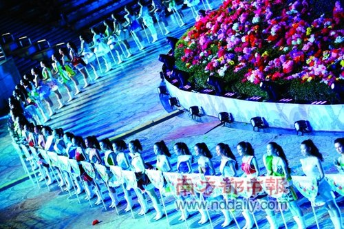 深圳大运会闭幕 揭秘闭幕式精彩节目
