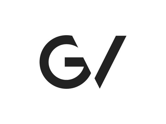 新 logo 仅仅使用了两个字母,google 的首字母和 ventures 的首字母