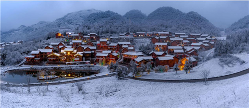 """当温暖羊城遇上中国凉都, 开启""""冰与火""""的极致之旅"""