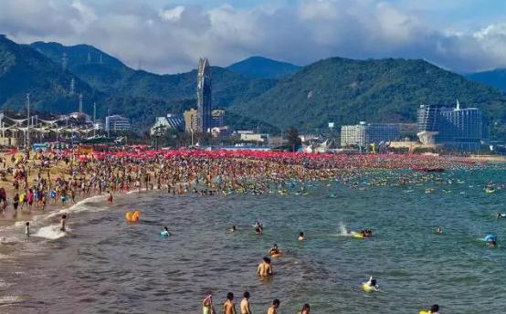 五一别只逃脱去密室梅沙啦!深圳12个最美海滩攻略知道二大小13图片