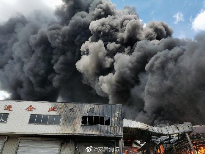 厂区意外爆炸引发火灾,卓越新能股价大跌