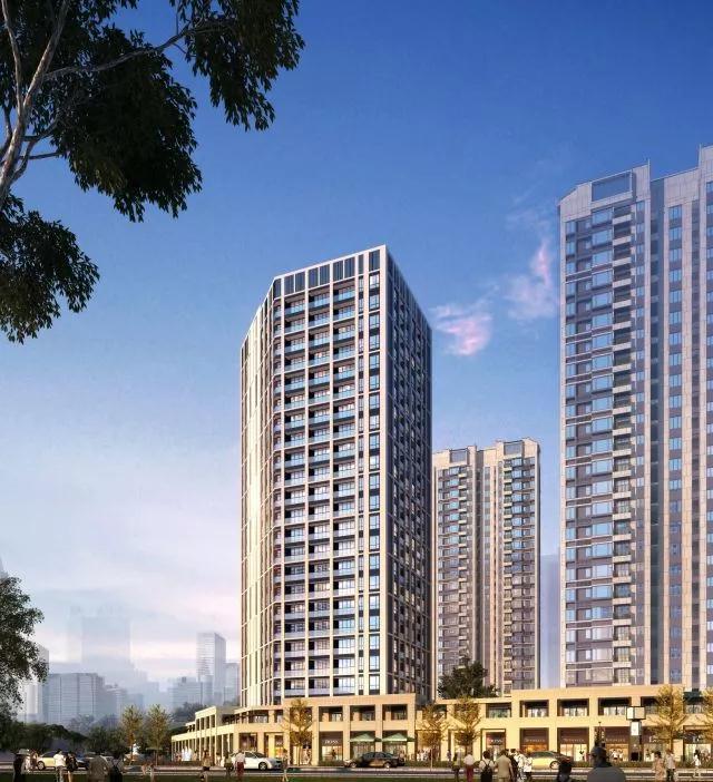 奥园公馆 即将惊艳亮相 34-70m²精装公寓 诚意登记中