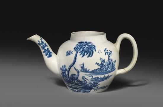 神奇的茶壶:20美金买入52万卖给大都会博物馆