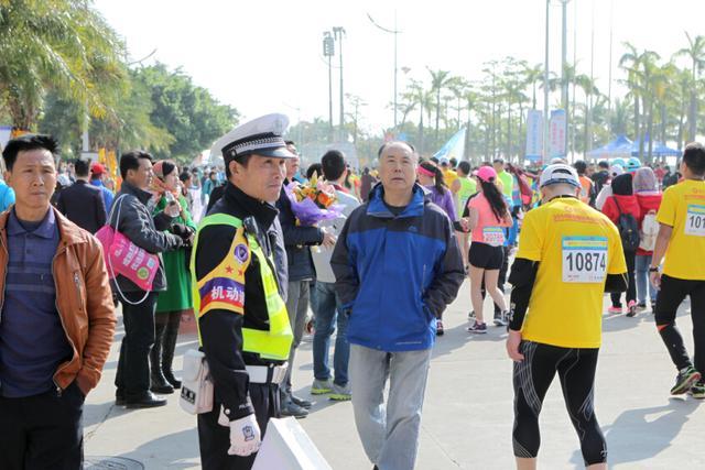 珠海马拉松今日举行 共约2.5万爱好者参赛