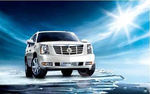 2013凯迪拉克凯雷德油电混合动力测评价格高清图片