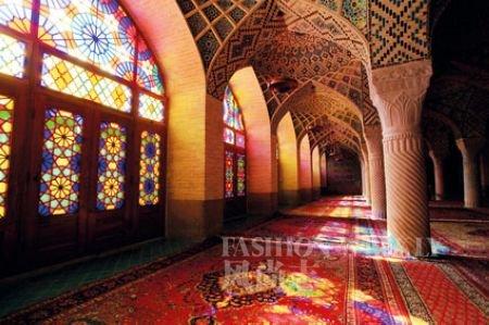 伊朗设拉子 波斯帝国的前世今生(组图)