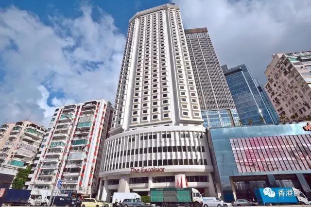 铜锣湾怡东酒店放售 估值逾300亿