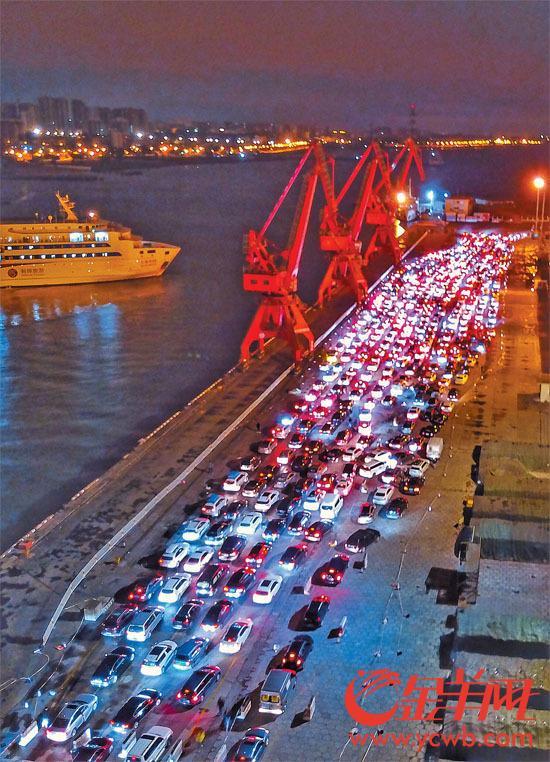 琼州海峡周全恢复通航 海口湛江经营长远对策