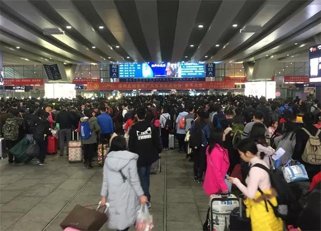 回潮汕的旅客注意了!深圳北站将实行限时进站